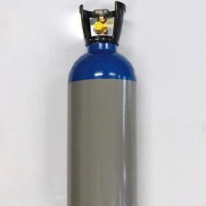 7,5KG Lachgas tank/cilinder
